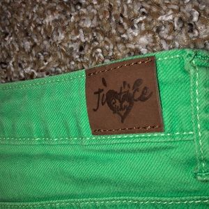 Justice Jeans - never worn